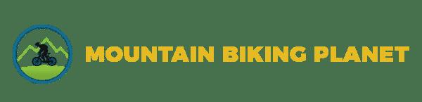 mountain biking planet logo