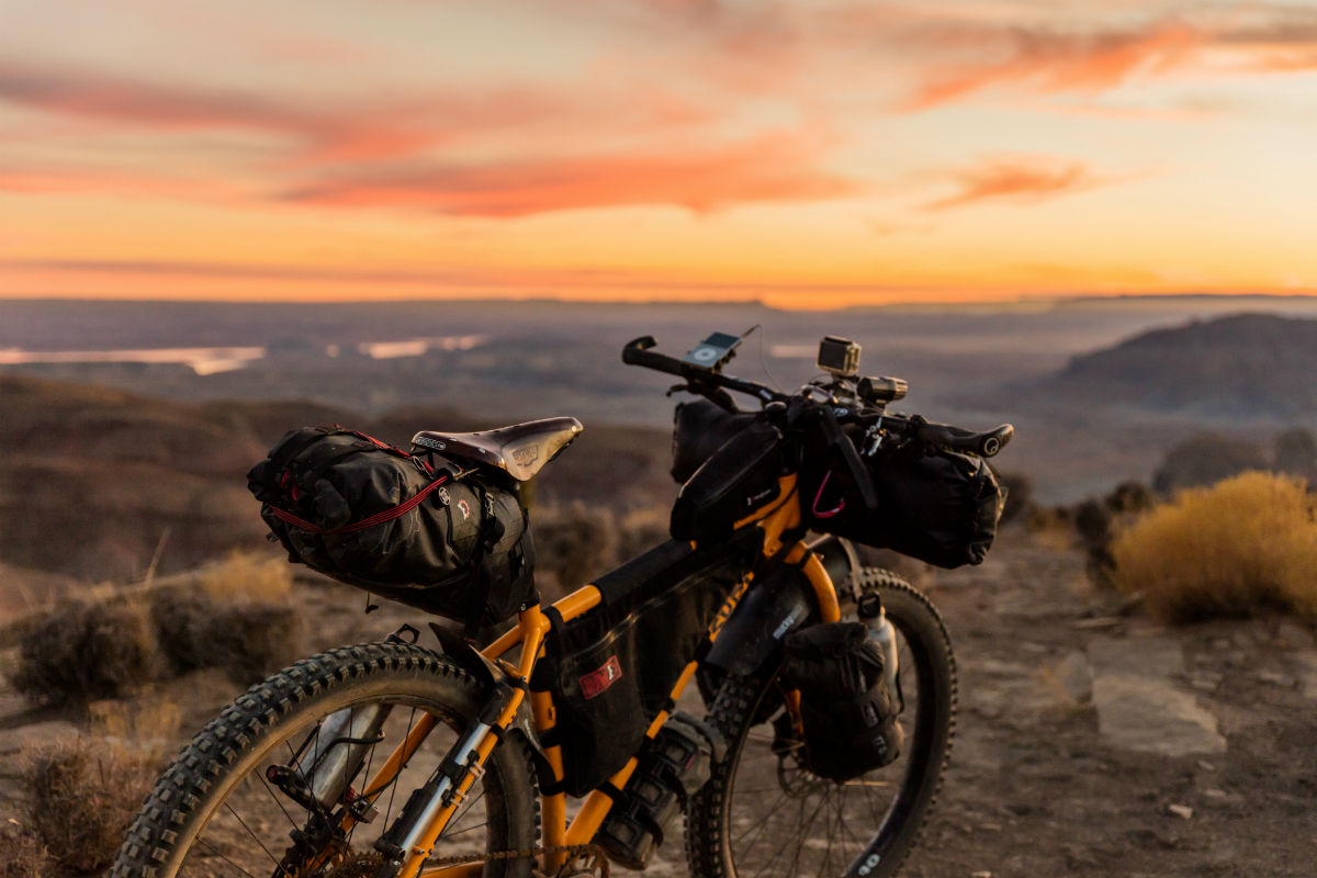 mountain biking history