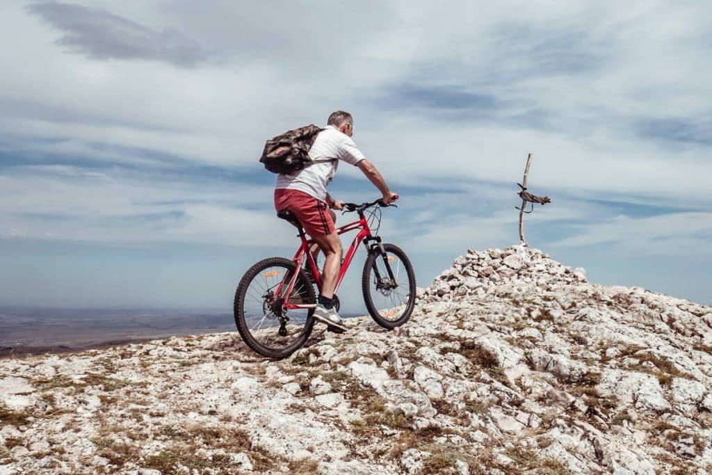 benefits of mountain biking