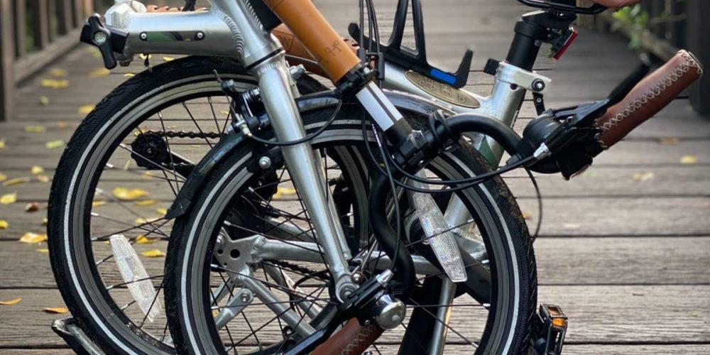 best full suspension folding bikes
